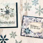 Snowflakesplendorshakercards