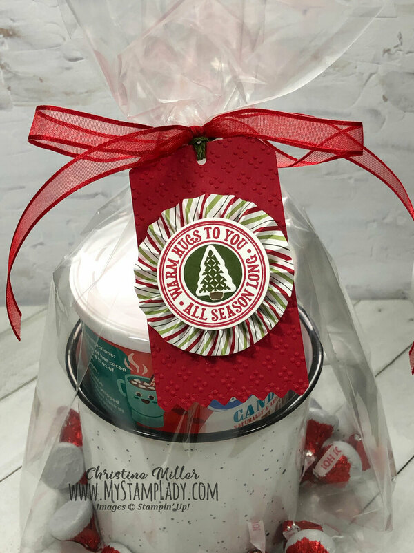 Hot chocolate gift mid