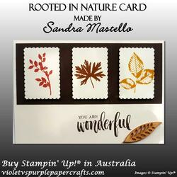 Rooted in nature card 01