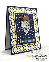Ornamental envelopes stampin up melaniestamps 2