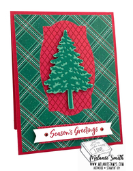 Su in the pines bundle stampin up melaniestamps 1