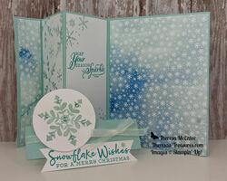 Snowflake wishes open straight wm