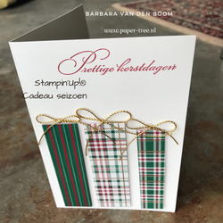 perfectplaid  stampinup  3
