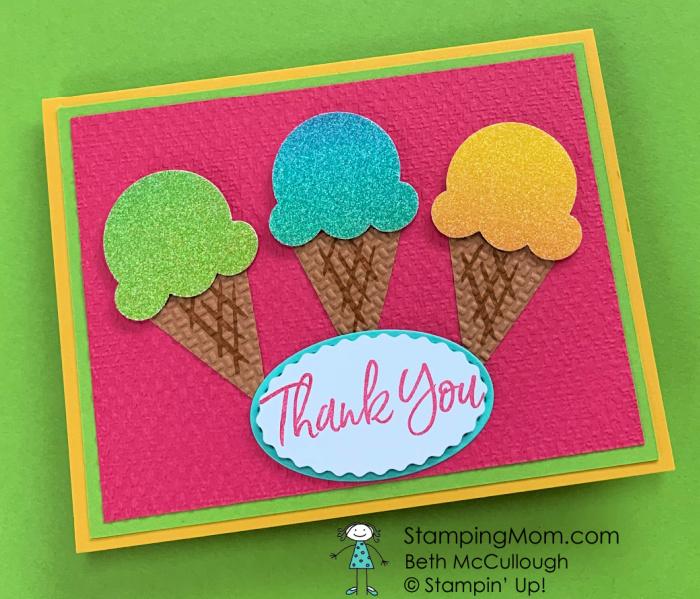 Sweet ice cream thank you 1  1