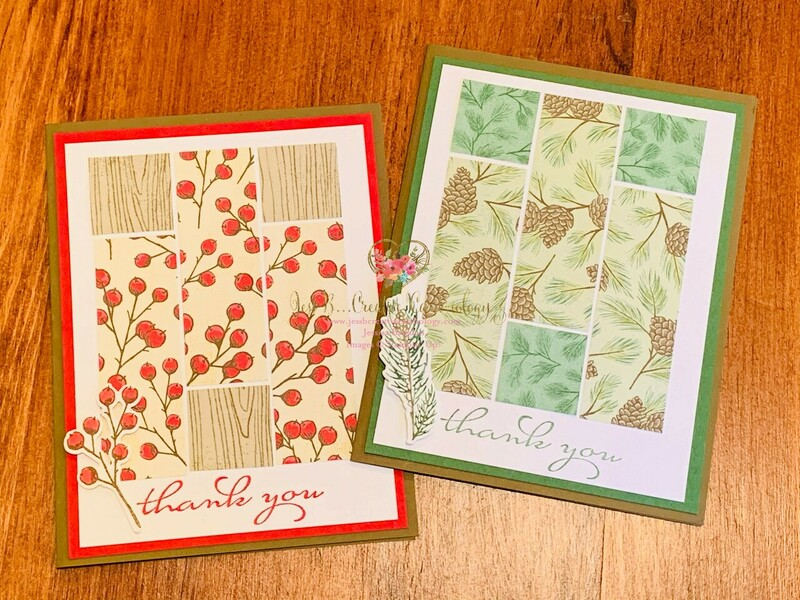 Poinsettia place cards