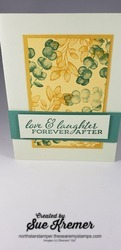 Stampin up forever fern north star stamper2