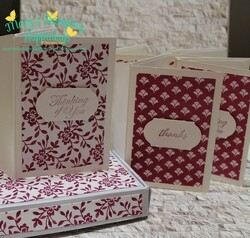Mini pp box card set gift
