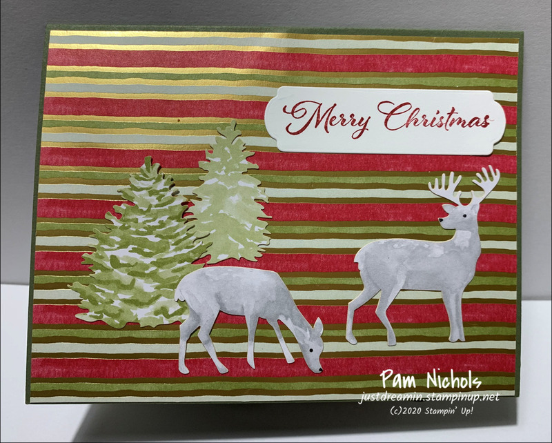 Merry christmas twist card