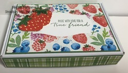Berry beautiful with mini paper pumpkin box