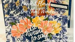 Fine art floral karenonthelakestamper6