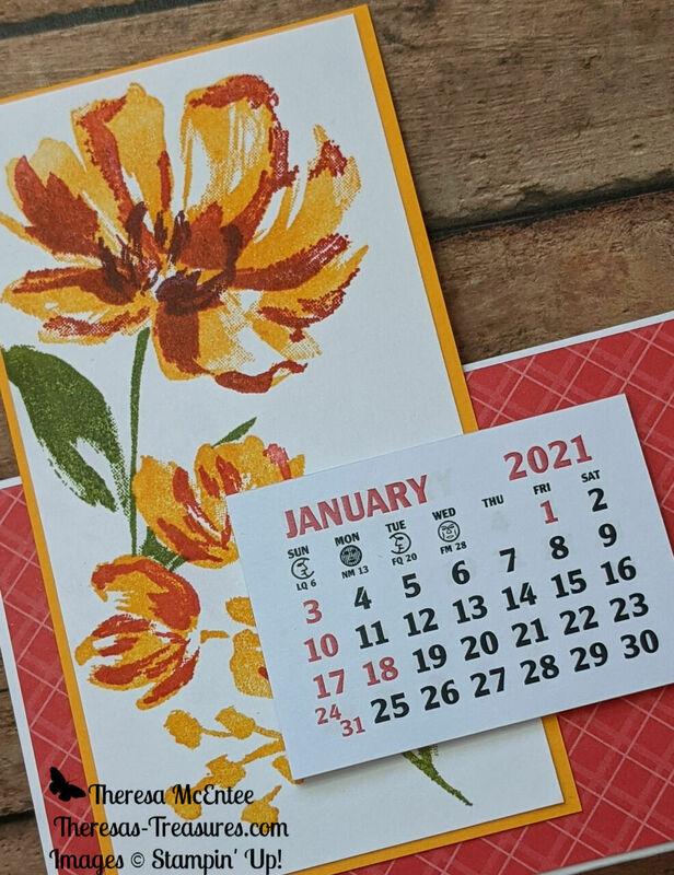 Art gallery calendar close up wm