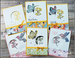 Six cards one easy layout tina zinck