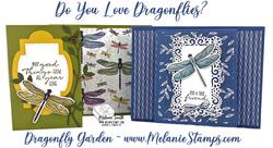 Dragonfly garden melaniestamps stampin up 13