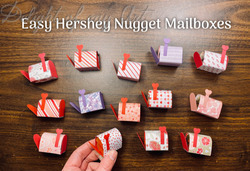 Hershey nugget mailboxes