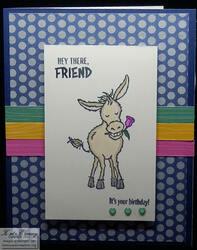 Darling donkey