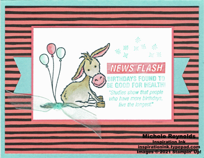 Darling donkeys news flash donkey watermark