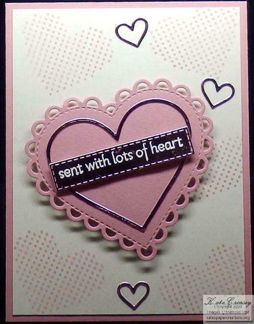 Lots of heart