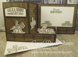 Stampin up ride the range carolpaynestamps1