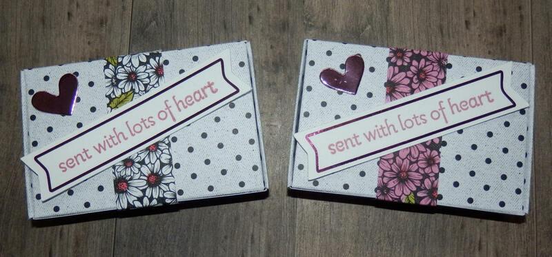 Little love boxes