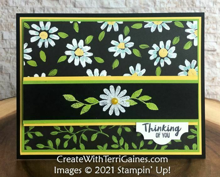 Flower   fields card  7