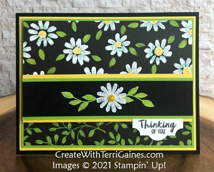 Flower   fields card  7