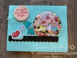 Snail shaker card