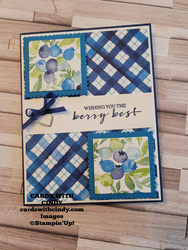 Blueberry card 2 2021