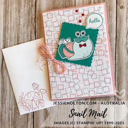 Jessie holton stampin up snail mail 11