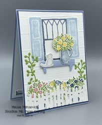 Welcoming window and grace s garden