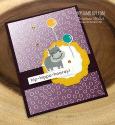 Hip hippo flat