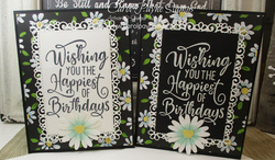Stampin up happiest of birthdays carolpaynestamps1