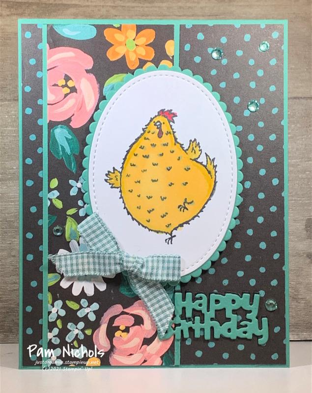 Happy birthday chick