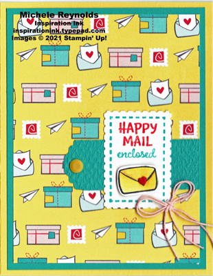 Snailed it happy mail watermark