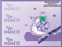 Snailed it purple snail congrats watermark