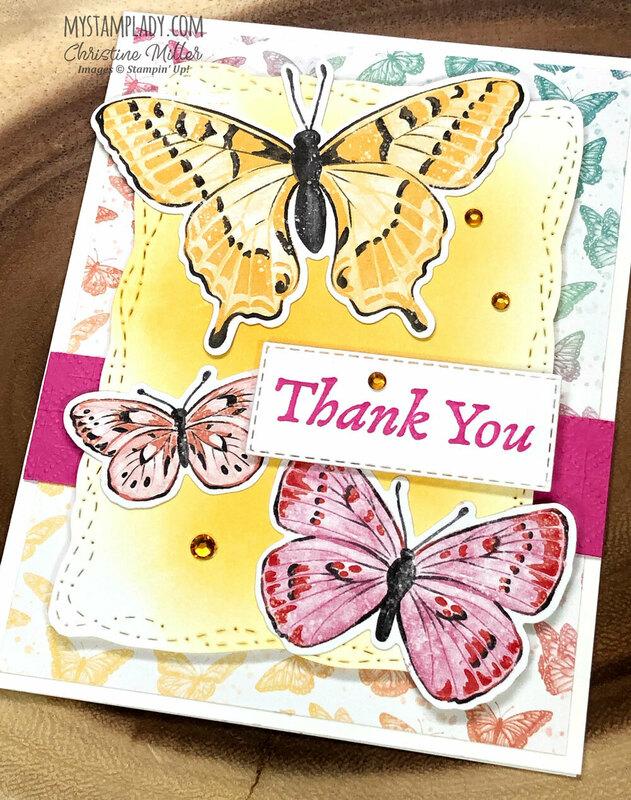 Thank you buttflies