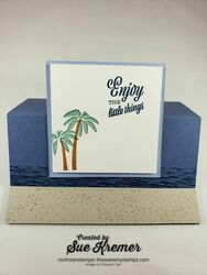 Stampin up friend like you video sample north star stamper
