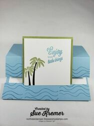 Stampin up friend like you simple stamping sample north star stamper