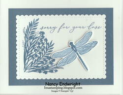 Corner bouquet   heal your heart with dragonfly