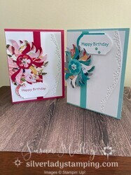 Timeless tulip spiral flower card1
