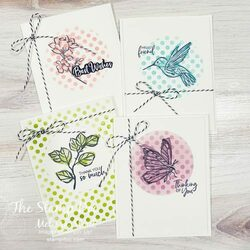 A touch of ink samples