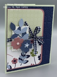 Paper blooms bundle with paper blooms dsp
