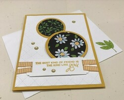 Bumblebee circle card