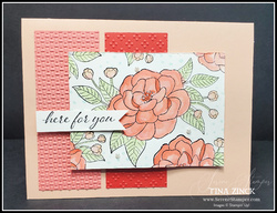 So much love stampin up tina zinck