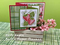Class card for feb. 23  2021 strawberry