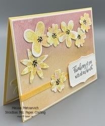 In bloom baby wipe sand   sea paper