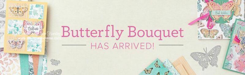 Butterfly bouquet promo pre order
