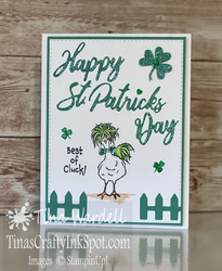 Hey chick st patricks day