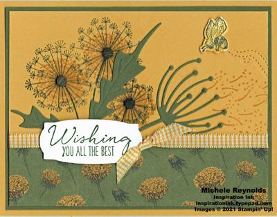 Dandelion wishes garden best wishes watermark