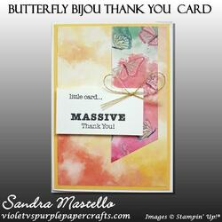 Butterfly bijou thank you cards 01
