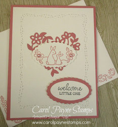 Stampin up oval occasions carolpaynestamps1